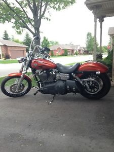 Dyna Wide Glide - FXDWG
