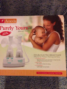 Purely Yours double breast pump