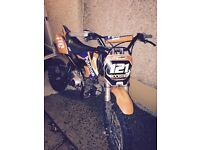Pitbike 125cc £300 ONO OR SWAP FOR MOPED