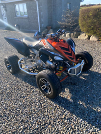 Yamaha Raptor 700R turbo