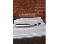 Rear exhaust suzuli bandit 1200 mk1