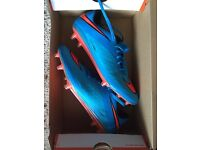 Nike hypervenom football boots size 6