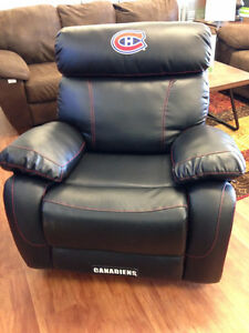 Montreal Canadiens Recliner