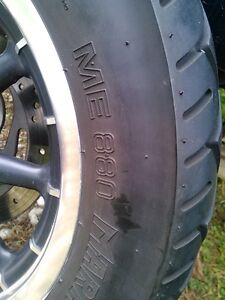 HARLEY DAVIDSON ROAD KING ULTRA WHEELS WITH TIRES AND ROTORS Windsor Region Ontario image 10