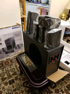 HD home theater system 1500w
