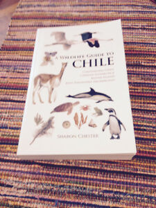 A Wildlife Guide to Chile by Sharon Chester