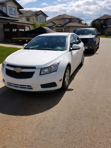 2011 CHEVY CRUZE LT FOR SALE