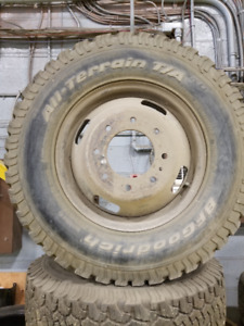 Tow Truck Tires