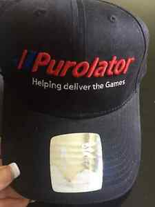 2 Purolator Collectible Rare Hats Cambridge Kitchener Area image 1