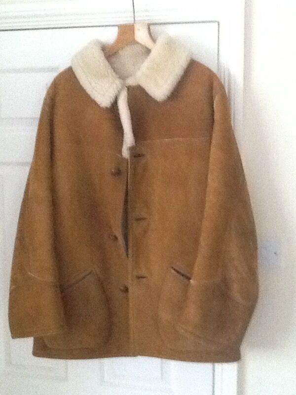 Baileys sheepskin coat | in Crewkerne Somerset | Gumtree