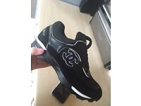 CHANEL TRAINERS SIZE 3 and 4