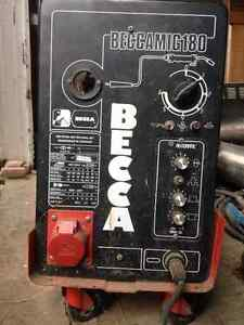 Becca Mig 180 parts machine wanted