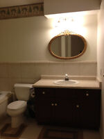 Very spacious master bedroom with ensuite - Avail March 1st