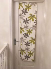 Beautiful modern lined curtains