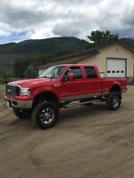 2006 f-350 lifted