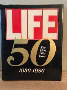 LIFE 1936-1986 The First 50 Years - For Collectors