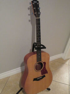 Taylor Guitar and Gig Bag