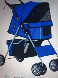 Pet Stroller. Pet Buggy/Pram. Dog Buggy/Pram/Stroller.