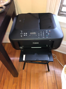 Canon PIXMA 4500 series printer/scanner.