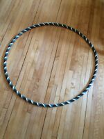Hula hoop & how-to DVDs