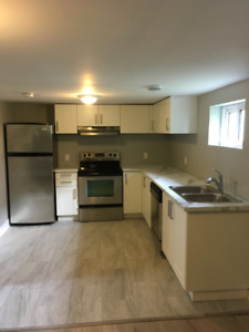 Fully Renovated -  Legal 2 BR Bsmt Apt - North St Catharines