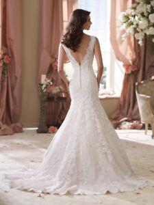 Wedding Gown - NWT - David Tutera