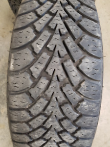 215/55/17 Winter tires and rims for sale