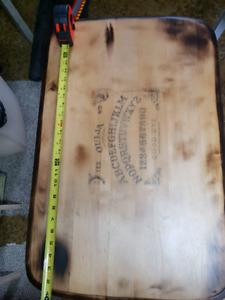 Ouija Board Table