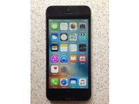 iPhone 5s 16gb unlocked and immaculate (SE)