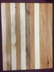 Solid wood cutting boards Oakville / Halton Region Toronto (GTA) image 4