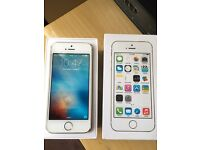 iPhone 5S EE / Virgin 16GB Gold Excellent condition