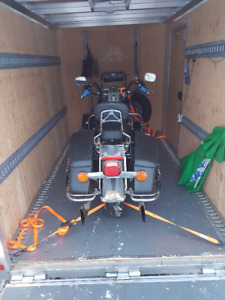 Motorcycle Pick up and Delivery (Ontario Wide)
