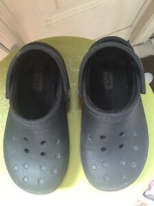 Crocs kids sandals size 12-13 West Island Greater Montréal image 1