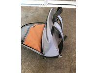 Rucksack designed by antlr