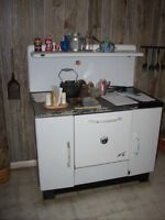 to give away free antique enterprize stove