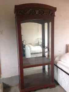 Ashkey Furniture Curio Cabinet 200 OBO