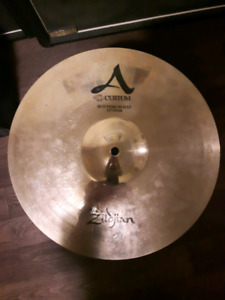"Zildjian A Custom 13"" Hi Hat (Pair)"