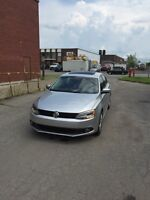 VOLKSWAGEN JETTA TDI 53000 HIGHLINE LEATHER BLUETOOTH AUTOMATIC