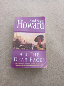 All the dear faces by Audrey Howard