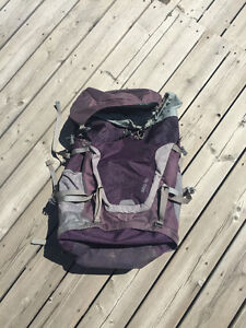 MEC - Womens Backpacking Pack - 50L