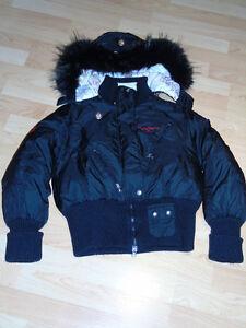 Manteau hiver Pepe Jeans 12$