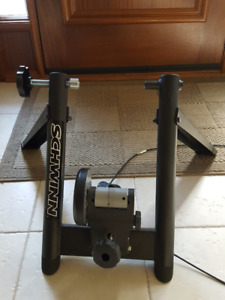Schwinn indoor deluxe magnetic bike trainer