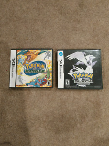 Pokemon Black and Pokemon Ranger
