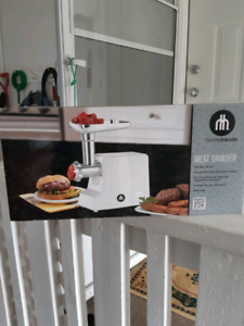 Meat Grinder Kijiji In Alberta Buy Sell Amp Save With
