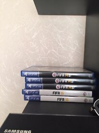 All these FIFA titles for a small price.