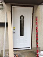 AMAZING DOOR SERVICE, Exterior door installs, Door REPAIR and do