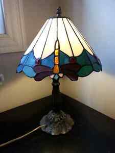Stained Glass Lamp - Large