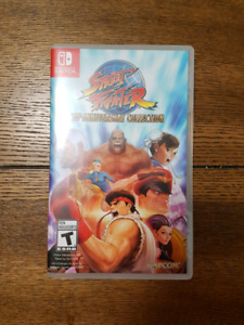 SWAP/TRADE Street Fighter 30th Anniversary Collection
