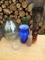 Assorted Vase Lot