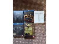 Blue ray/ DVD box sets